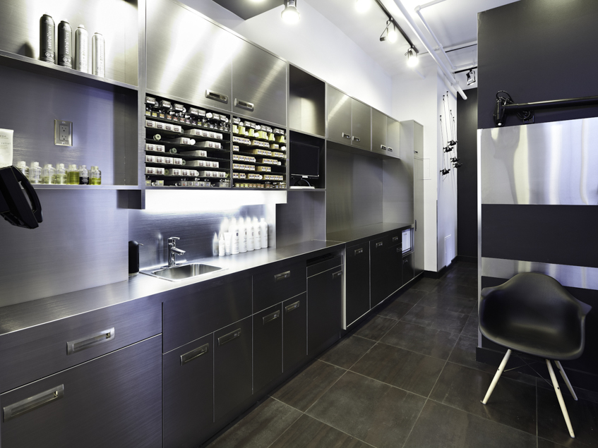 Novvo Etopa Salon/Spa Design of CIVELLO QUEEN - Toronto, ON