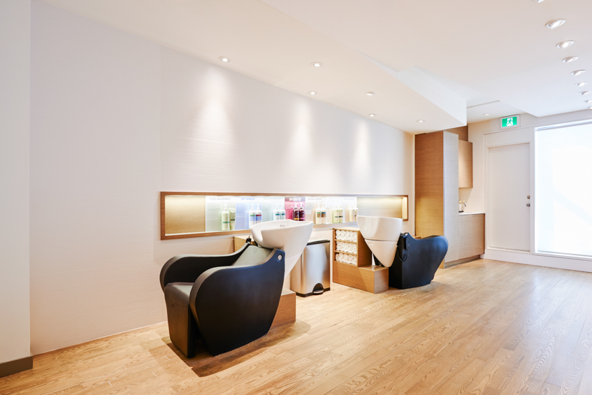 Novvo Etopa Salon/Spa Design of CIVELLO UPTOWN - Toronto, ON