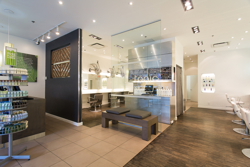 Novvo Etopa Salon/Spa Design of TONIC SOUTH GRANVILLE - Vancouver, BC