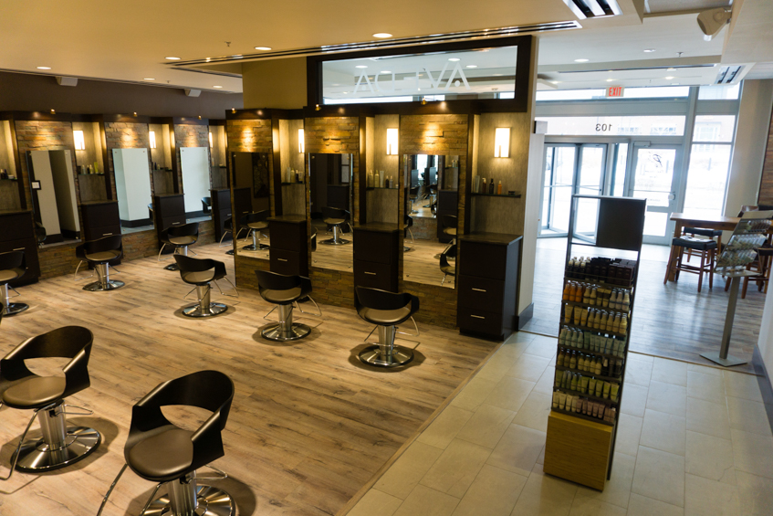 Novvo Etopa Salon/Spa Design of PAUL JOSEPH SALON - Naperville, IL