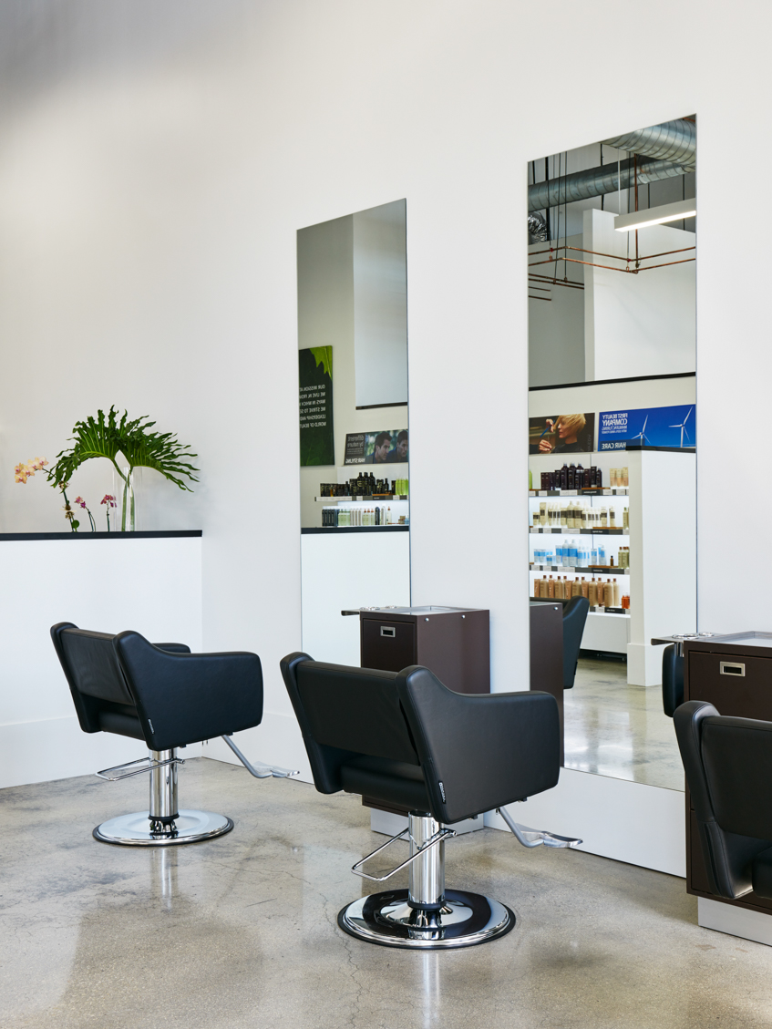Novvo Etopa Salon/Spa Design of SOURCE SALON - Fort Lauderdale, FL