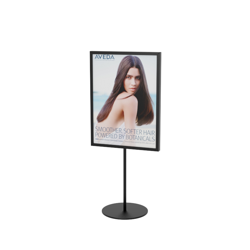 Aveda Launch Pad Poster Holder - Novvo Etopa